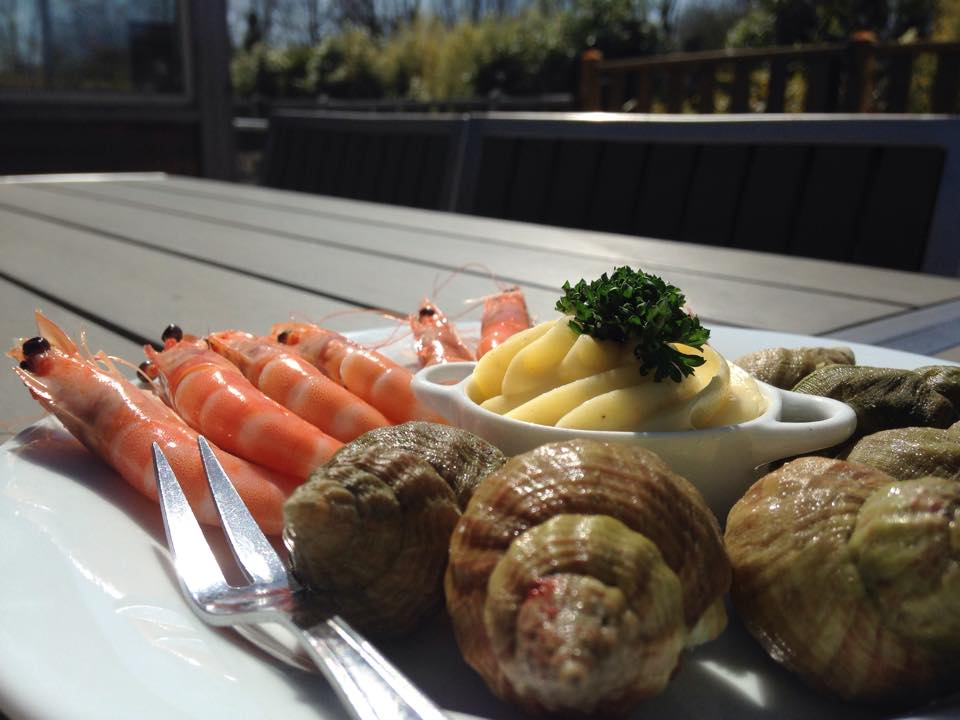 Brasserie le jardin au domaine de diane quend plage for Brasserie le jardin