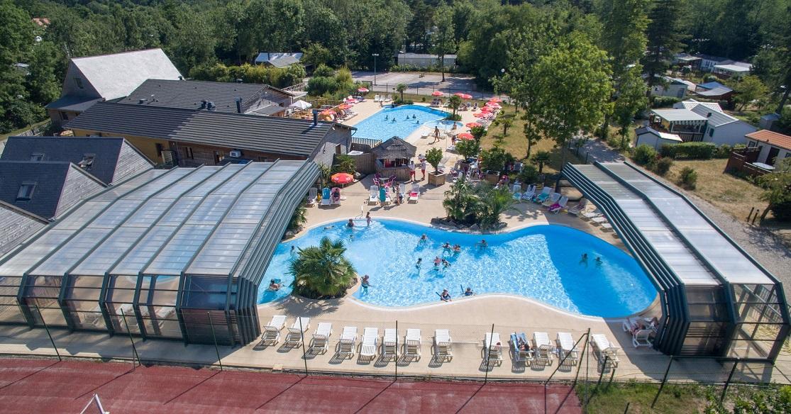 Camping en baie de somme avec piscine et prestations haut for Camping le crotoy avec piscine