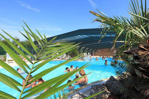 Camping en baie de somme avec piscine et prestations haut for Camping baie de somme piscine couverte