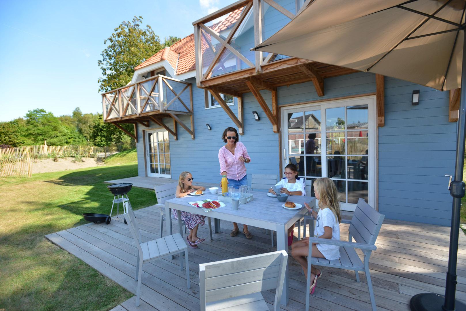 Location de maisons pour des vacances en baie de somme for Village vacances gers avec piscine